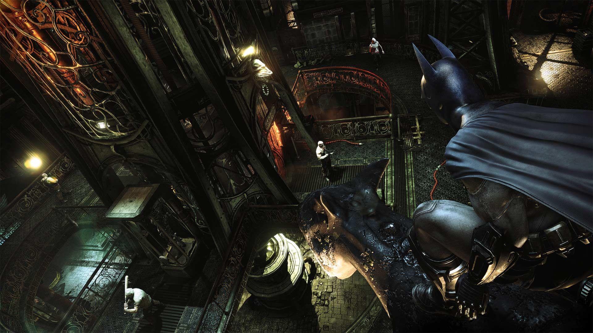 Batman: Arkham Collection (PS4) - 7