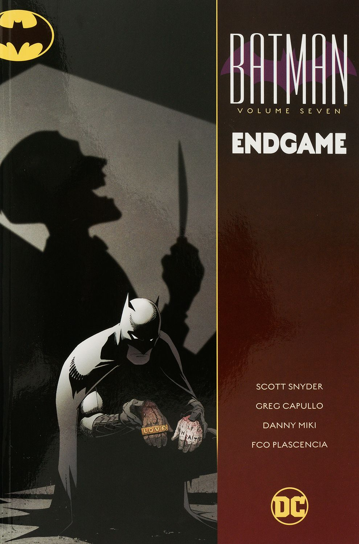 Batman by Scott Snyder & Greg Capullo Box Set 3-6 - 7