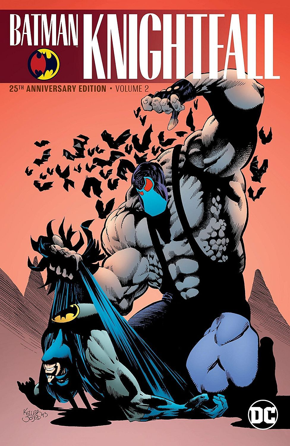 Batman: Knightfall Vol. 2 (25th Anniversary Edition) - 1