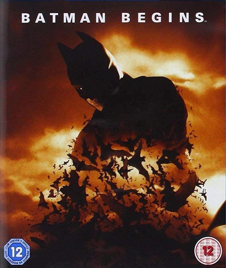 Batman Begins (Blu-Ray) - 1