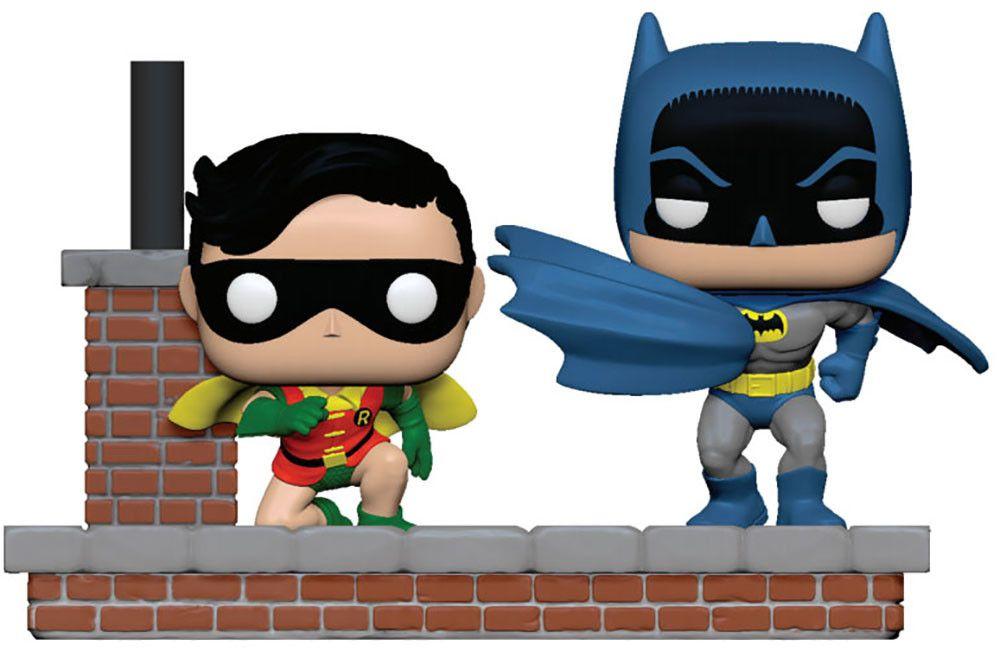 Фигура Funko Pop! Moment!: Batman 80th - 1964 Batman and Robin - 1