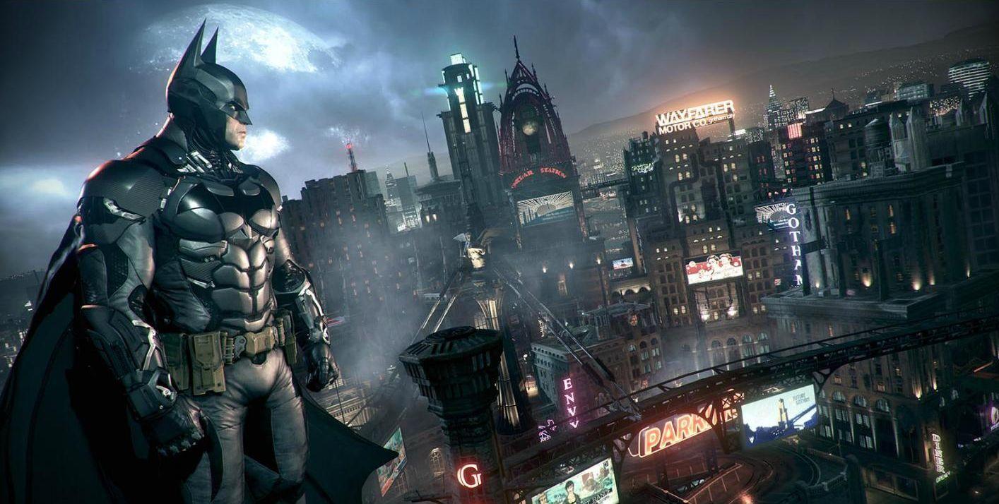 Batman: Arkham Knight (PS4) - 13