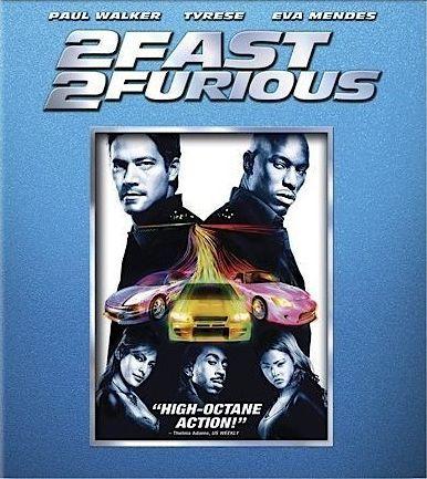 Бързи и яростни 2 (Blu-Ray) - 1