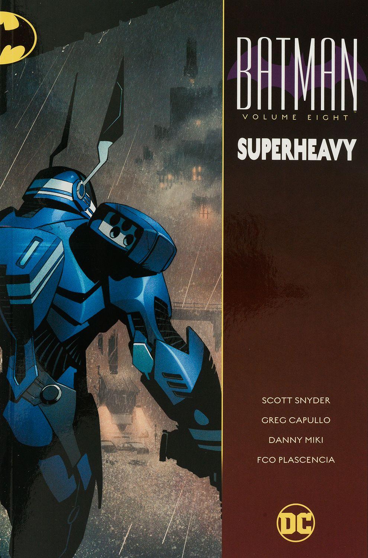 Batman by Scott Snyder & Greg Capullo Box Set 3-11 - 12