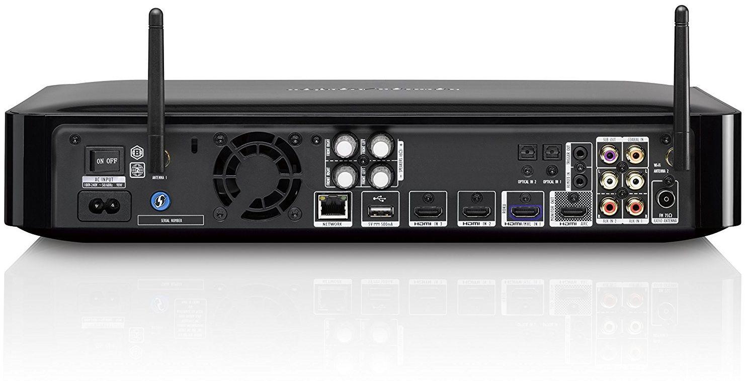Система за домашно кино harman/kardon BDS 485S - 2.1, черна и Blu-Ray система - 5