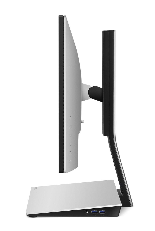 "BenQ PD2710QC, 27"" Wide IPS Ant-Glare, 5ms GTG, 1000:1, 20M:1 DCR, 350 cd/m2, 2560x1440 QHD, 100% sRGB, HDMI, DP, USB-C Docking, Height Adjustment, Pivot, Black&Silver - 4"