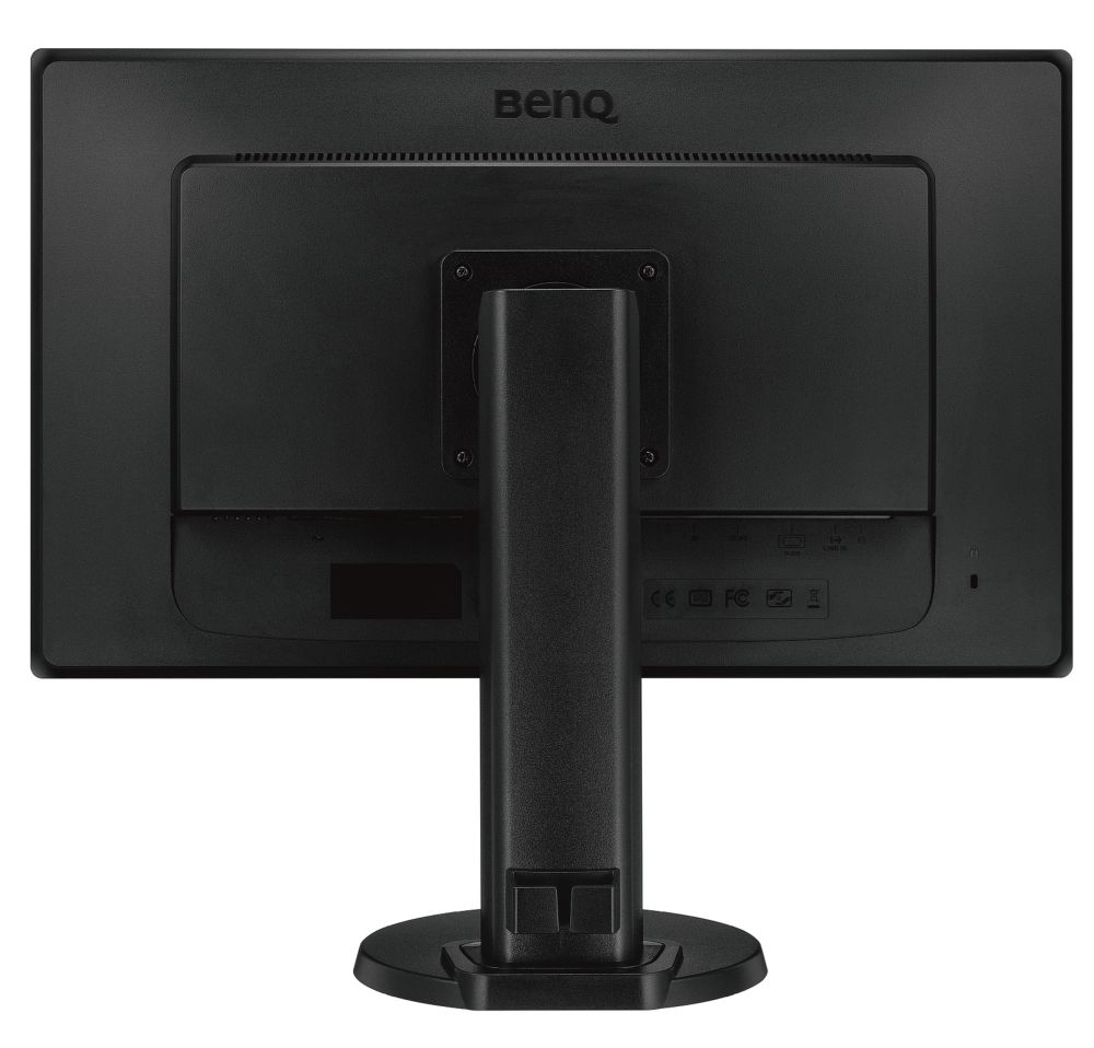 "BenQ BL2405PT, 24"" Wide TN LED, 2ms GTG, 1000:1, 12M:1 DCR, 250 cd/m2, 1920x1080 FullHD, VGA, HDMI, DP, Speakers, Height Adjustment, Swivel, Pivot, Low Blue Light, Black - 3"