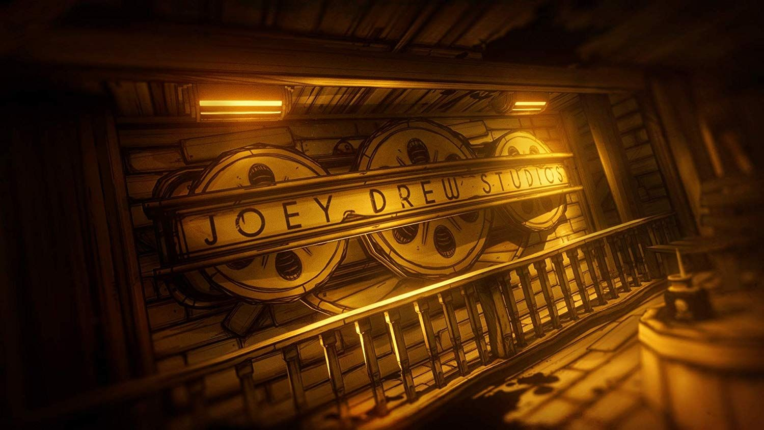 Bendy and the Ink Machine (PS4) - 7