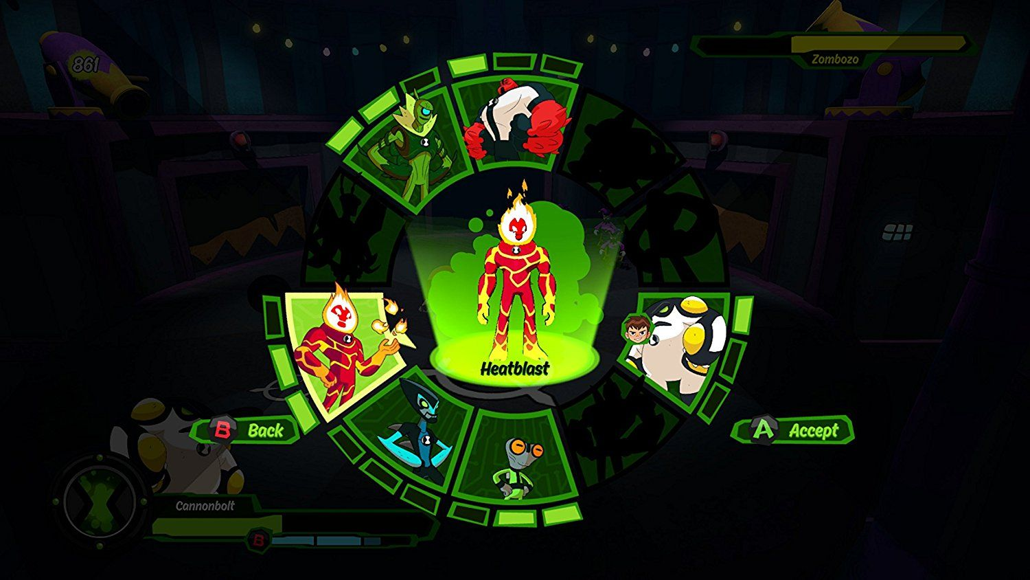 Ben 10 (Nintendo Switch) - 3