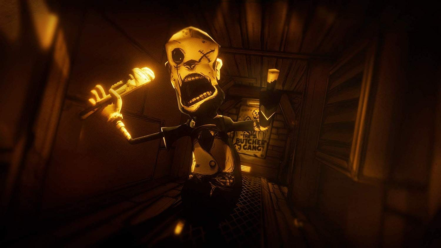 Bendy and the Ink Machine (PS4) - 3
