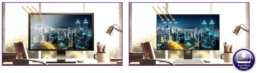 "BenQ PD2710QC, 27"" Wide IPS Ant-Glare, 5ms GTG, 1000:1, 20M:1 DCR, 350 cd/m2, 2560x1440 QHD, 100% sRGB, HDMI, DP, USB-C Docking, Height Adjustment, Pivot, Black&Silver - 6"