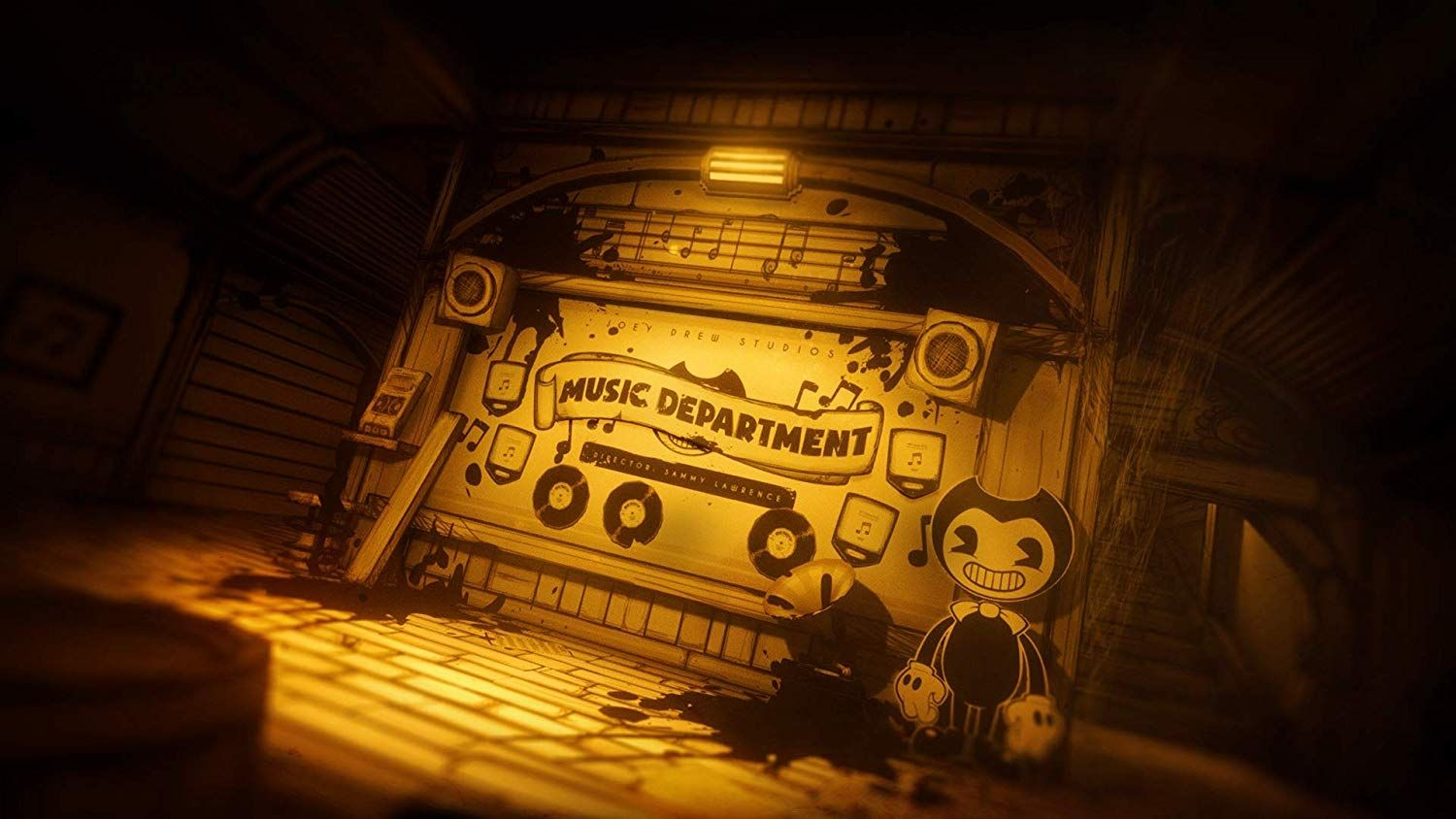 Bendy and the Ink Machine (PS4) - 5