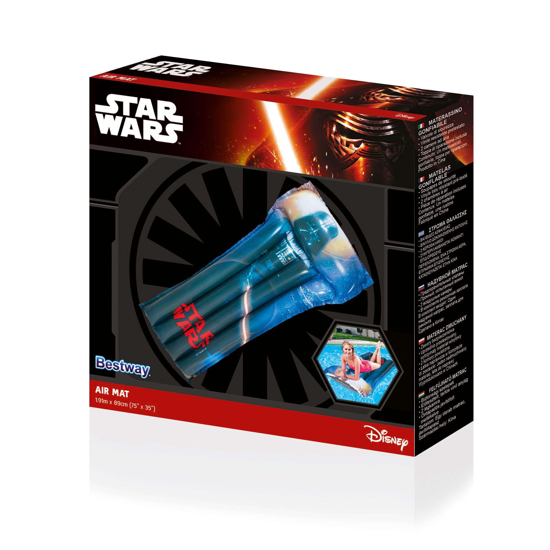 Надуваем дюшек Bestway - Star Wars - 3