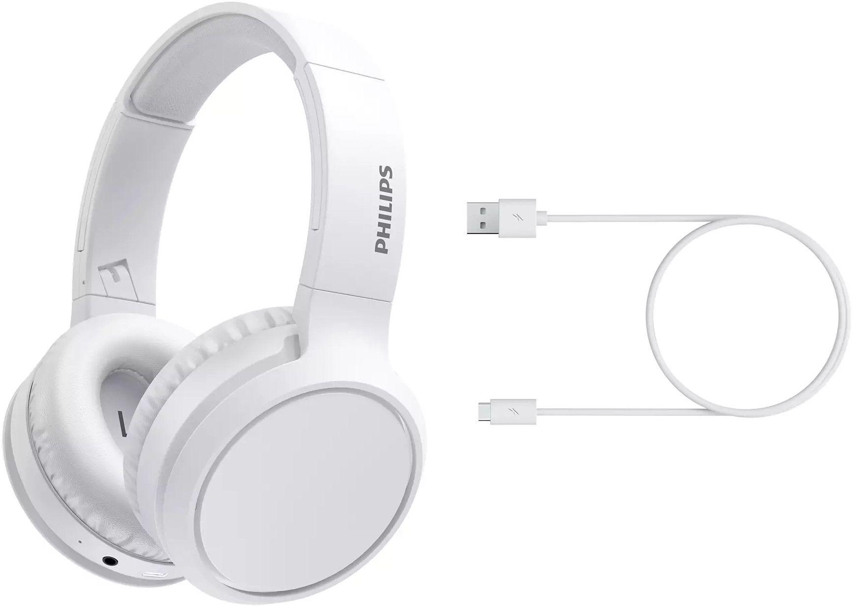 слушалки Philips TAH5205WT