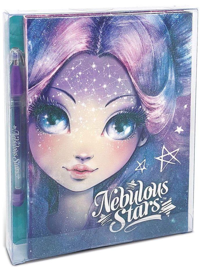 Бележник за позитивни послания Nebulous Stars - Небулия - 1