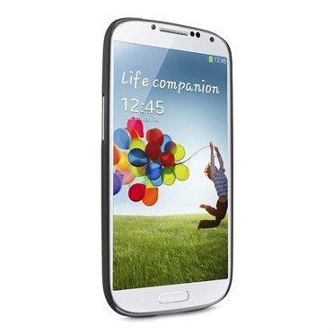 Калъф Belkin Micra Glam Matte - за Samsung Galaxy S4, черен - 2
