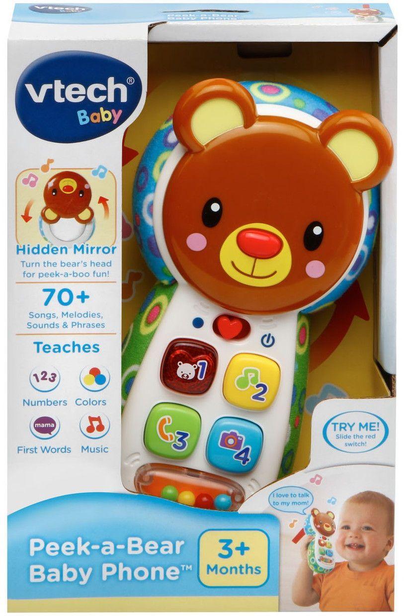 Бебешки играчка Vtech - Телефон, меченце - 5