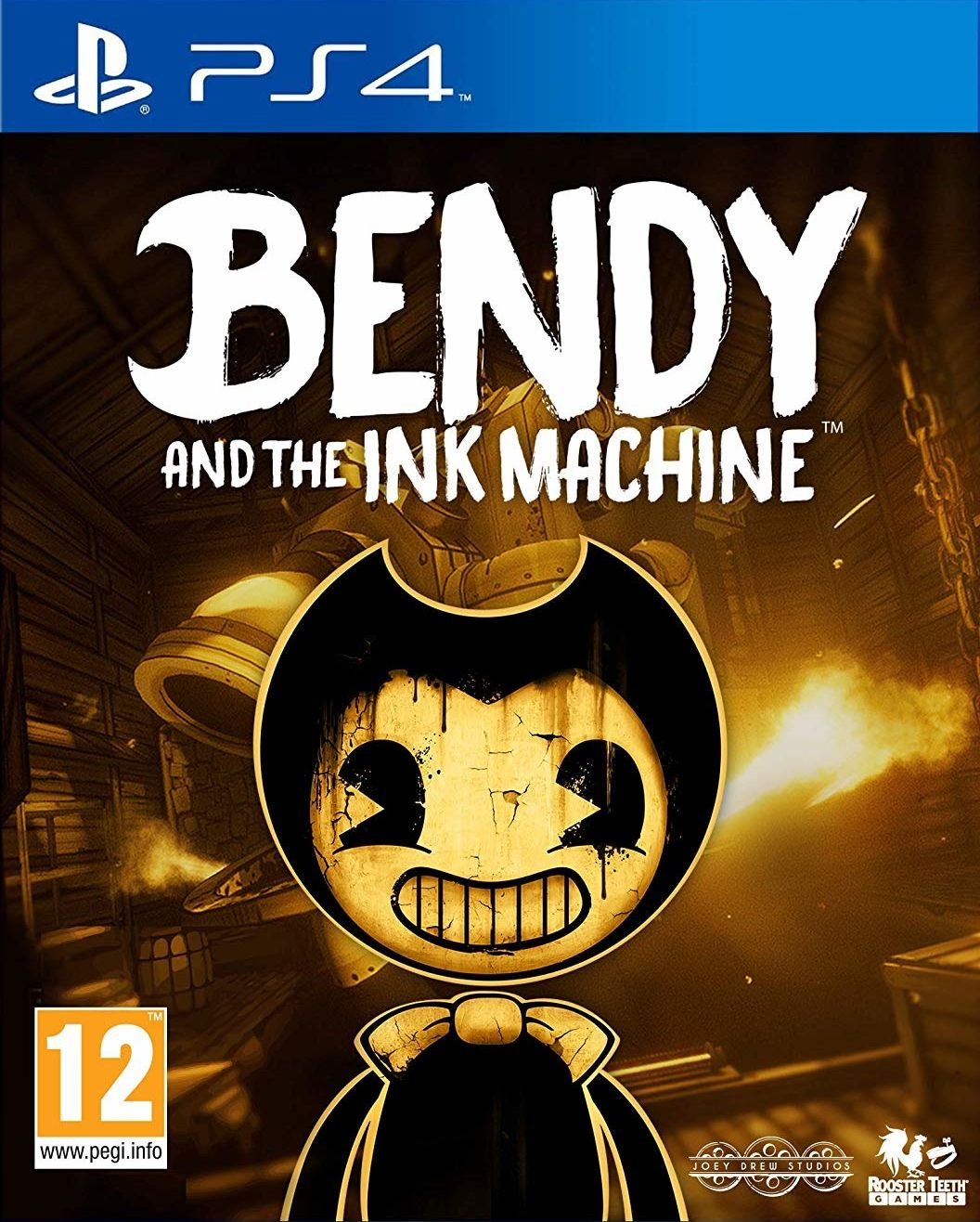 Bendy and the Ink Machine (PS4) - 1