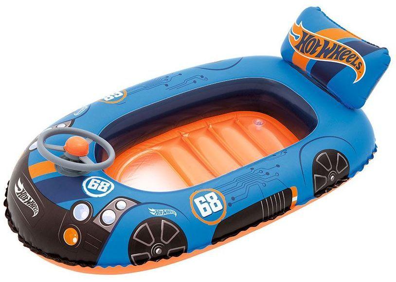Надуваема лодка Bestway - Hot Wheels - 1