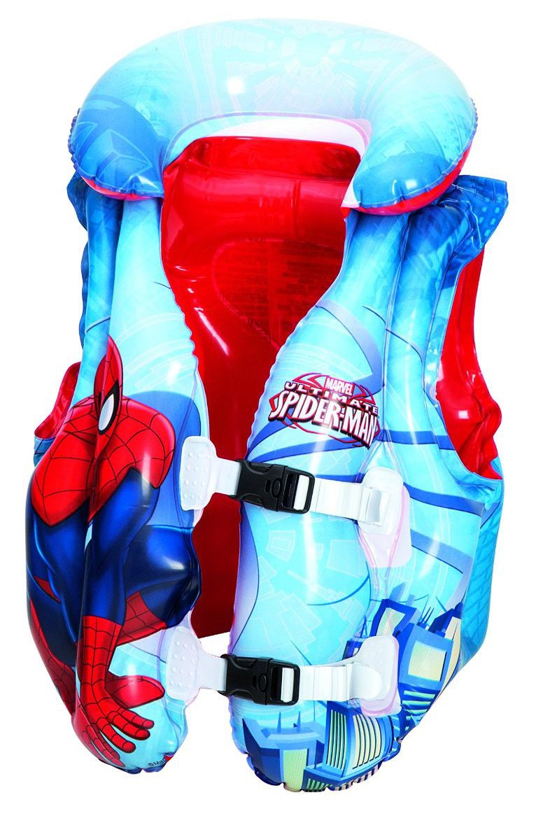 Надуваема жилетка Bestway - Spider-man - 1
