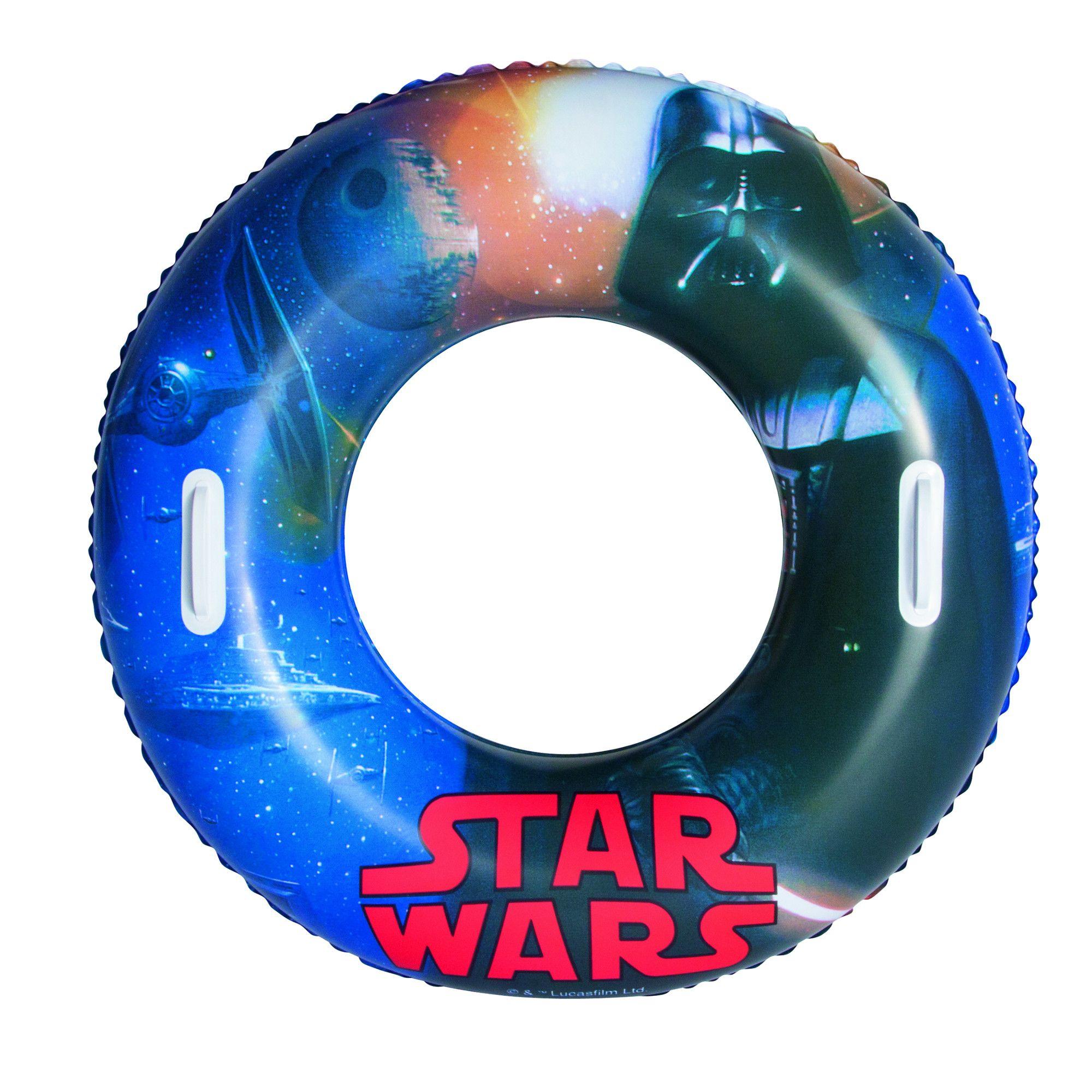 Надуваем пояс Bestway - Star Wars - 1