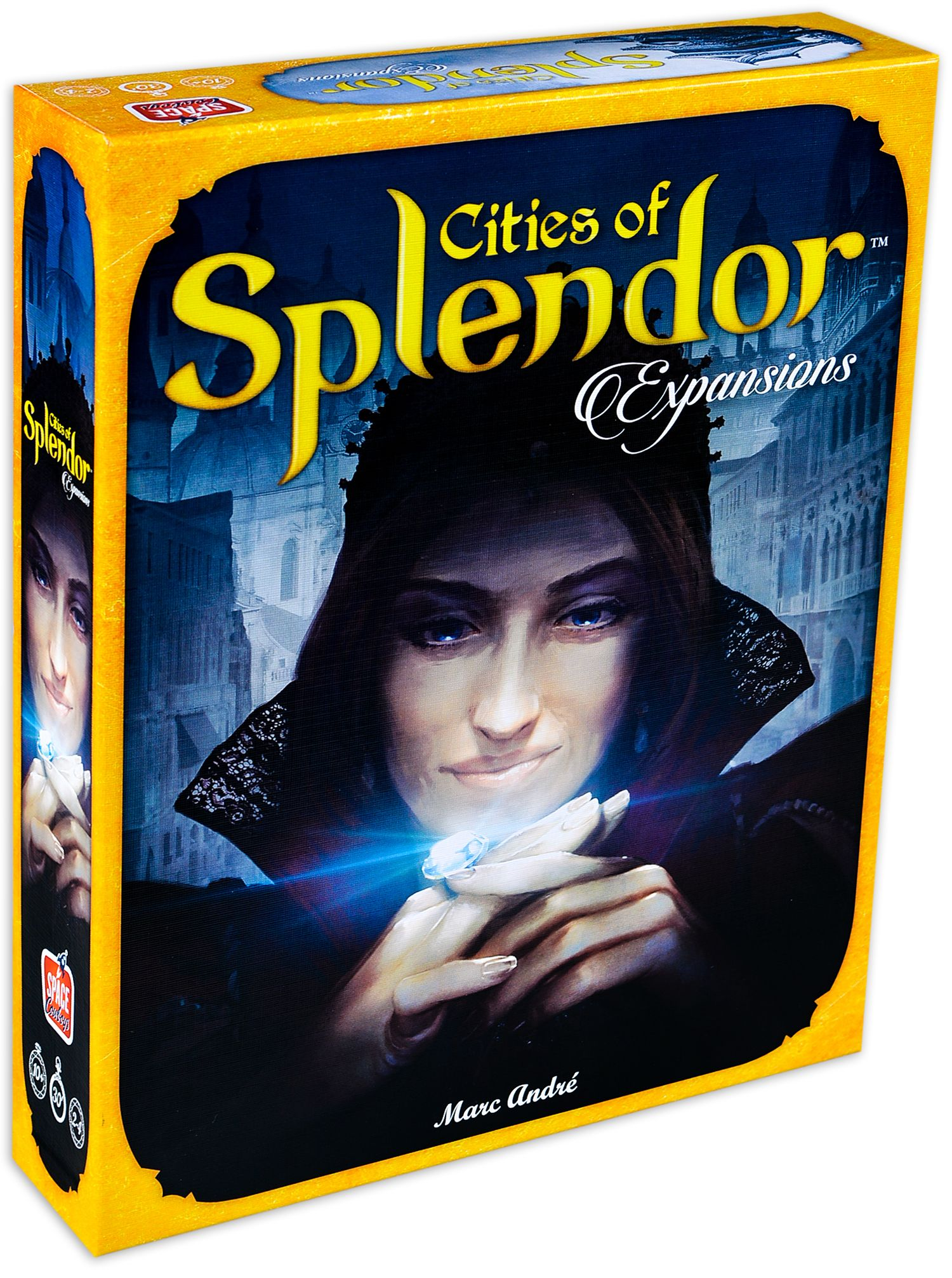 Разширение за настолниа игра Splendor: Cities of Splendor - 1