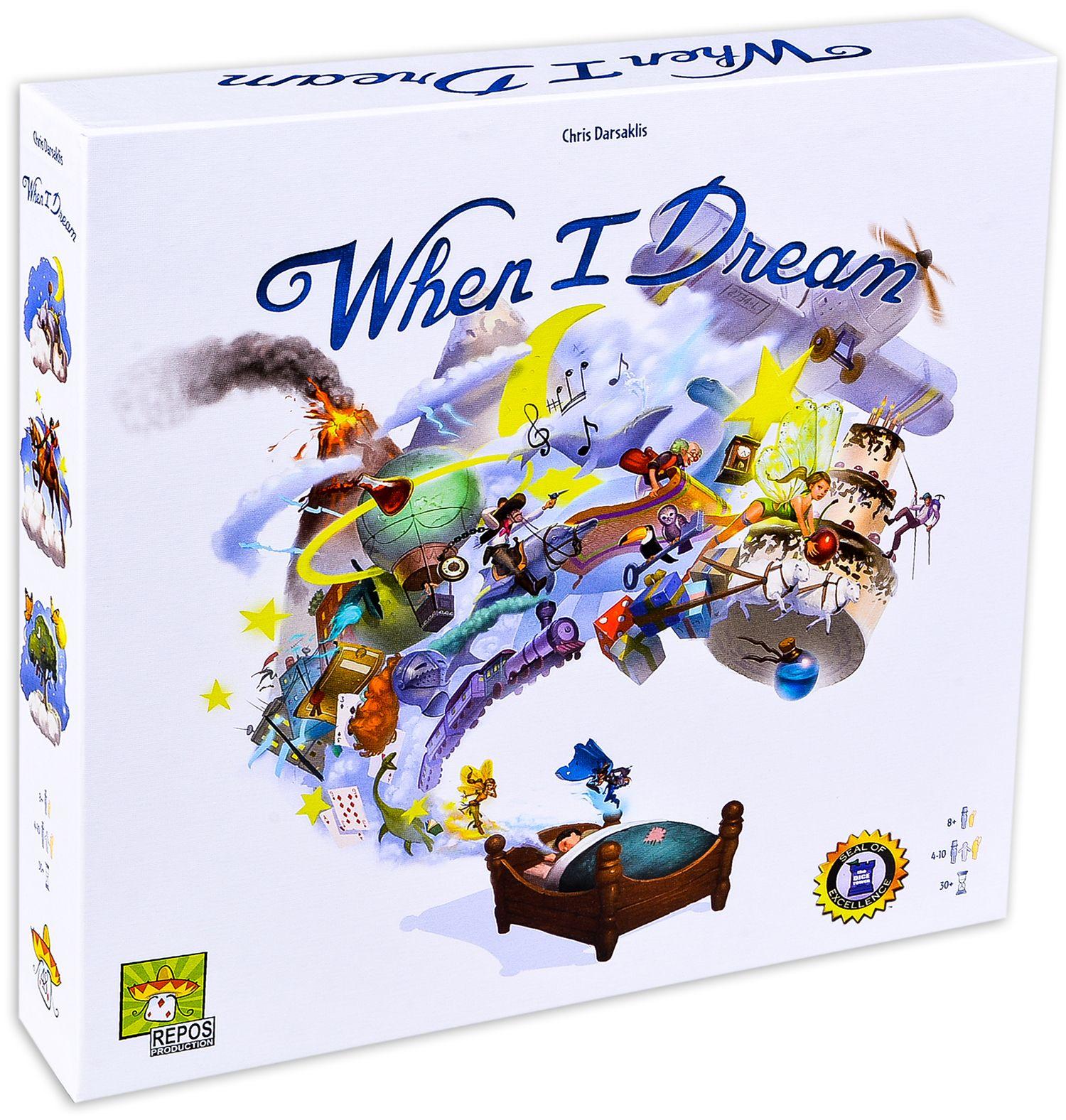 Настолна игра When I Dream - 1