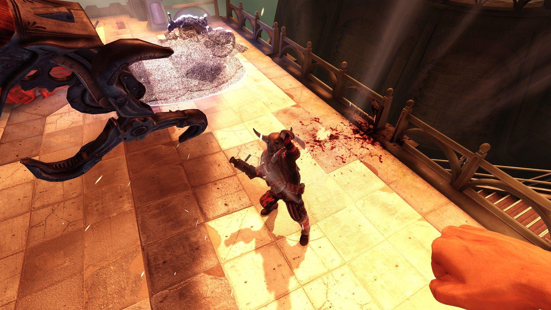 BioShock Infinite (PC) - 7