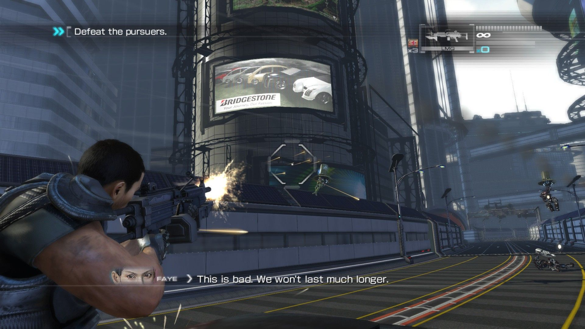 Binary Domain (Xbox 360) - 8
