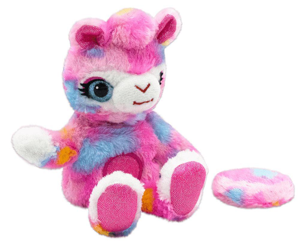 Интерактивна играчка Bigiggles - Повтарящо животинче Diego, лама - 1