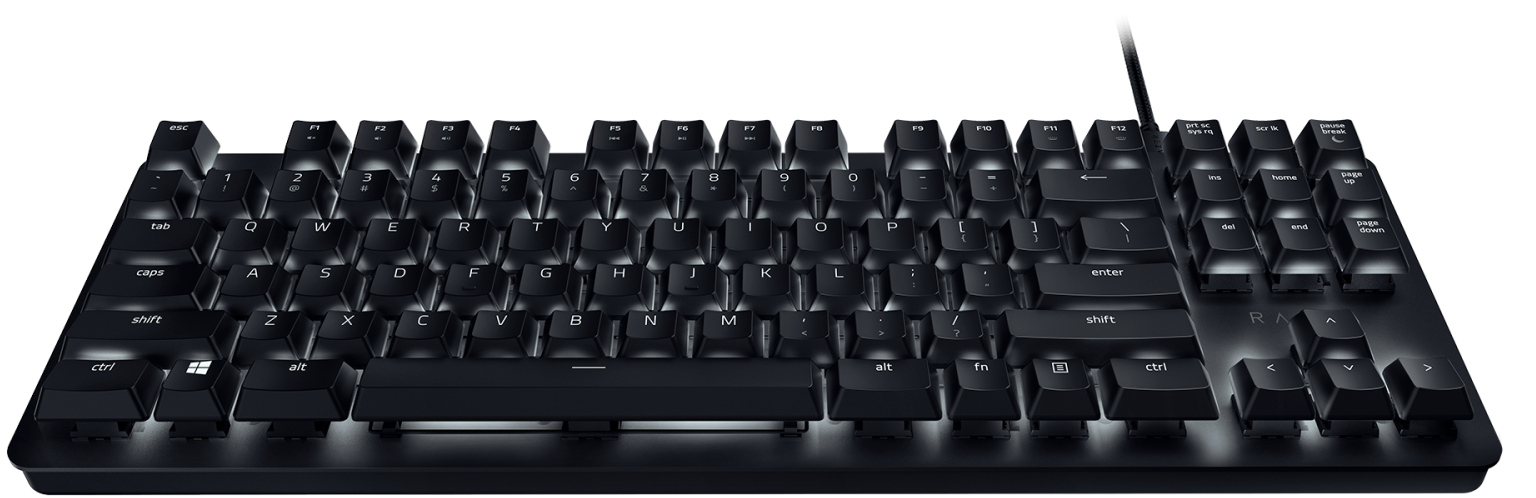 Гейминг клавиатура Razer BlackWidow Lite (Orange Switch) - 3