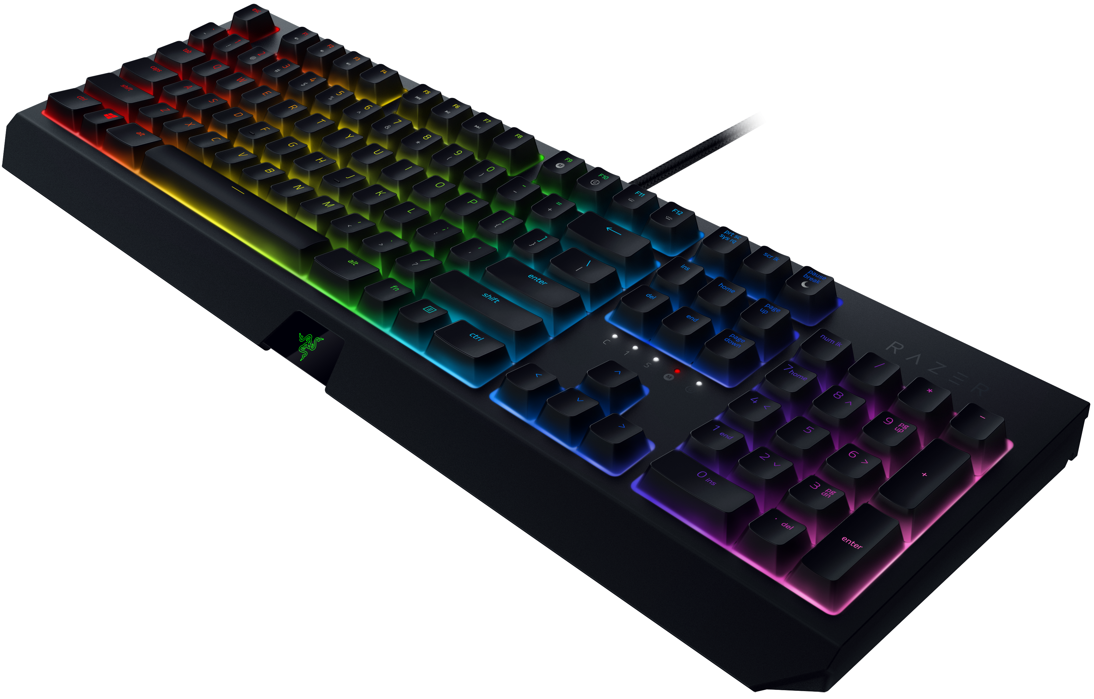 Механична клавиатура Razer BlackWidow - 2