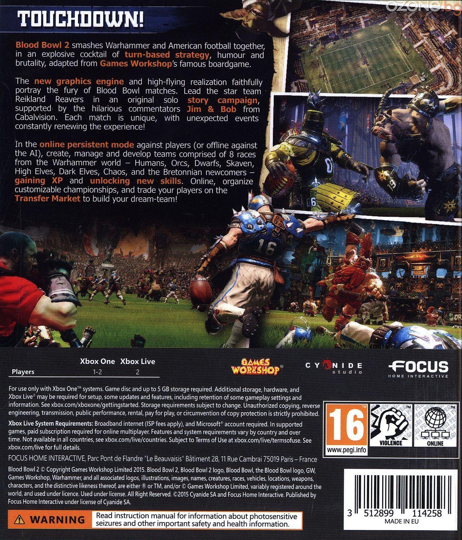 Blood Bowl 2 (Xbox One) - 3