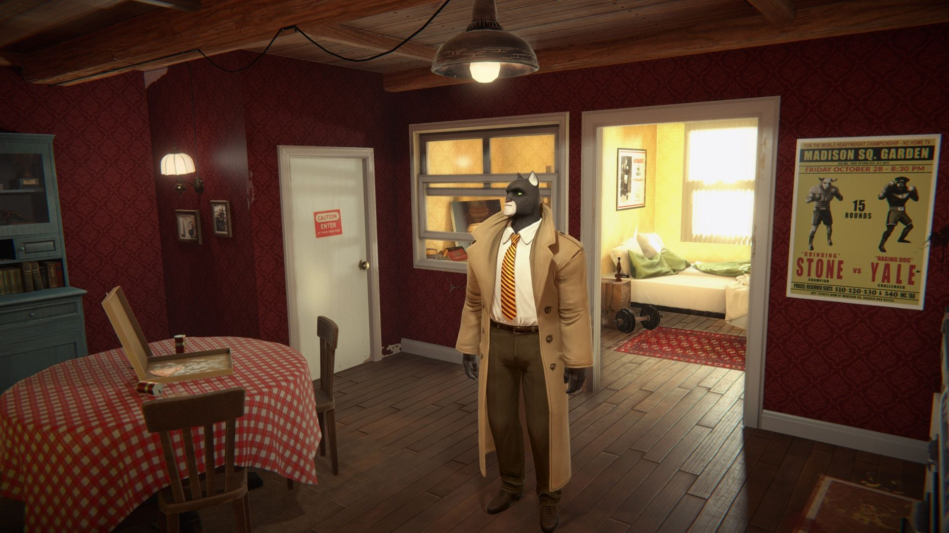 Blacksad: Under the Skin Collector's Edition (PS4) - 5