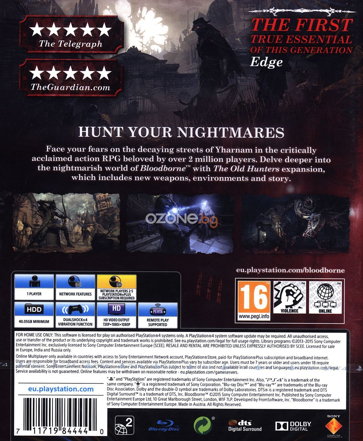 Bloodborne: Game of the Year Edition (PS4) - 6