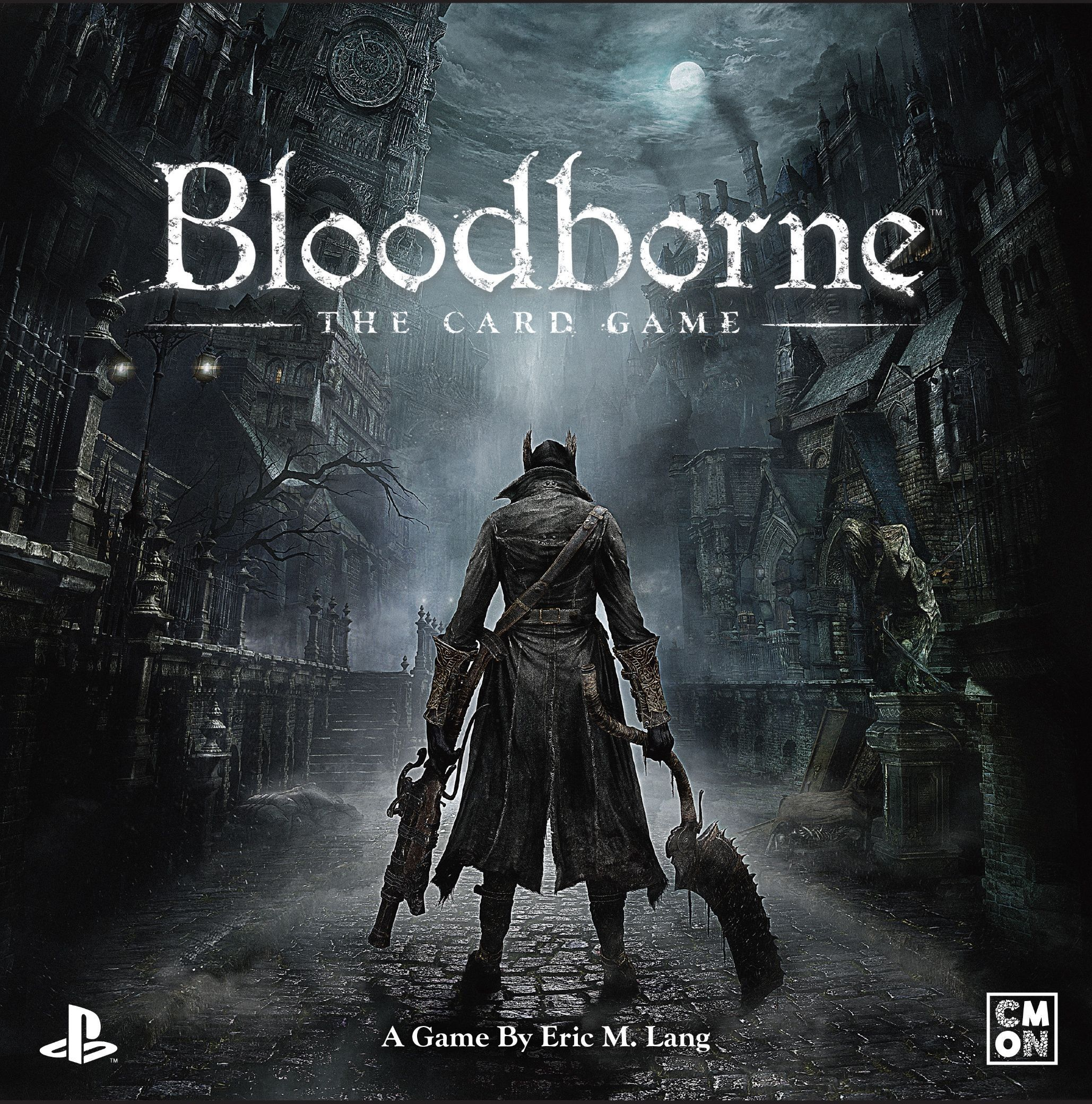 Настолна игра Bloodborne - The Card Game - 1