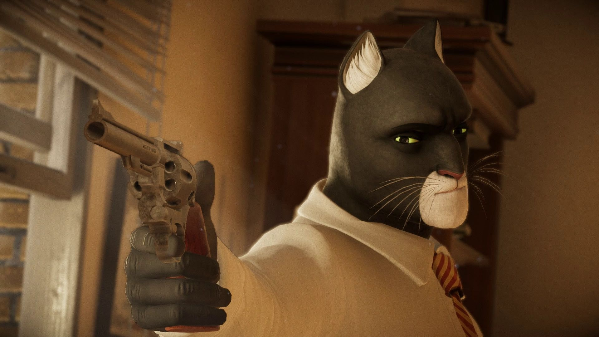 Blacksad: Under the Skin Collector's Edition (PS4) - 4