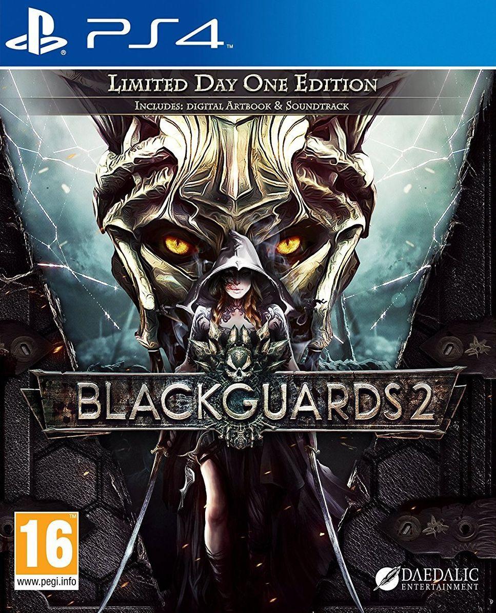Blackguards 2 (PS4) - 1