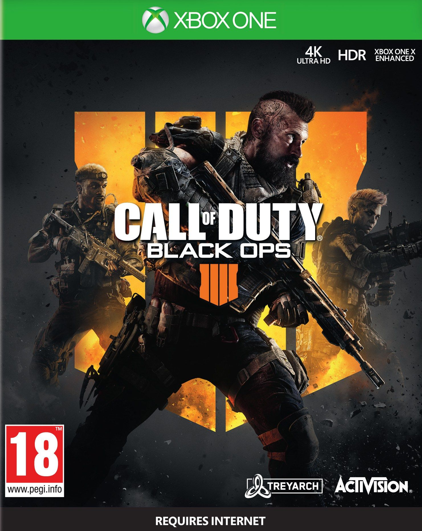 Call of Duty: Black Ops 4 (Xbox One) - 1