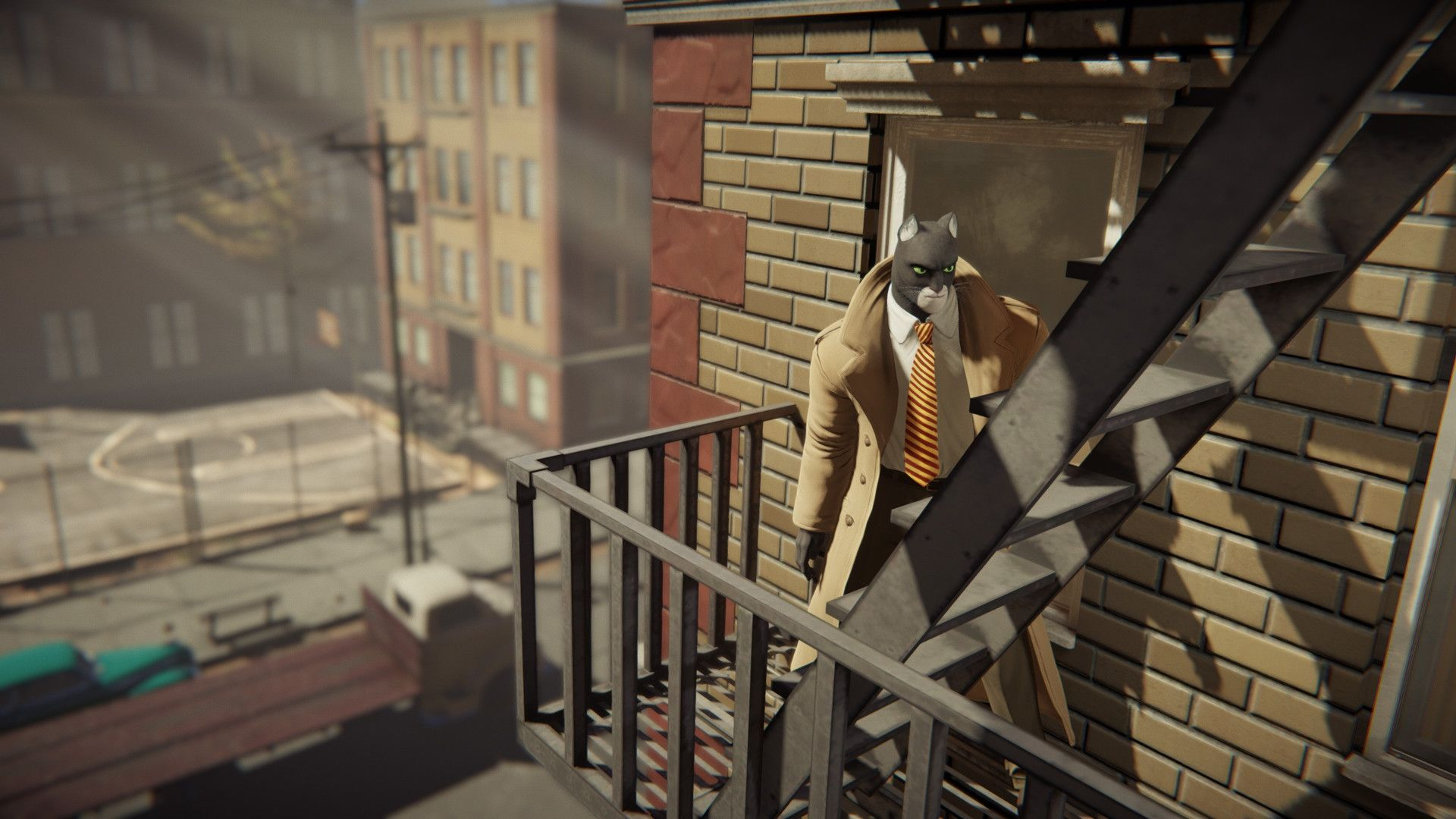 Blacksad: Under the Skin Collector's Edition (PS4) - 6