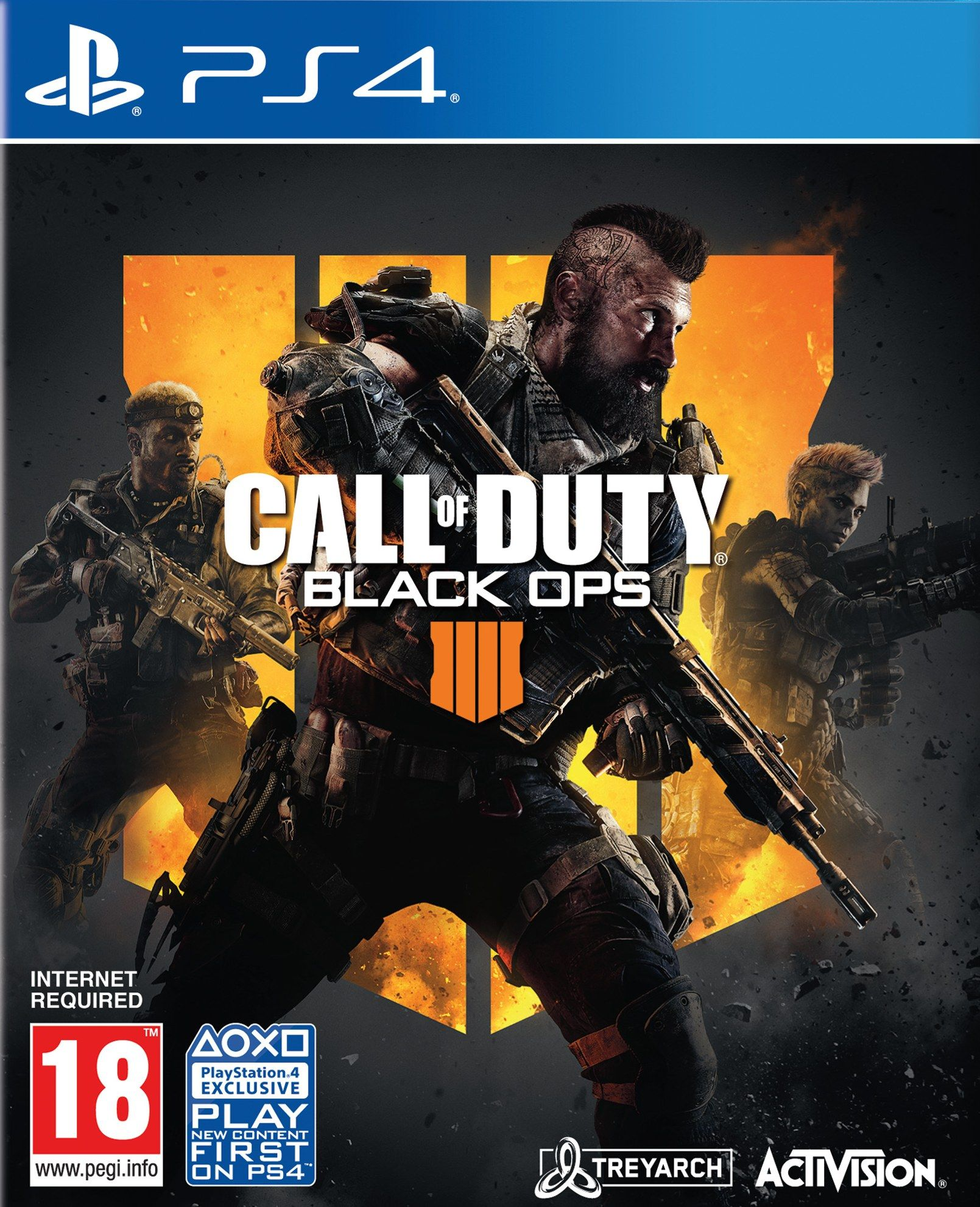 Call of Duty: Black Ops 4 (PS4) - 1