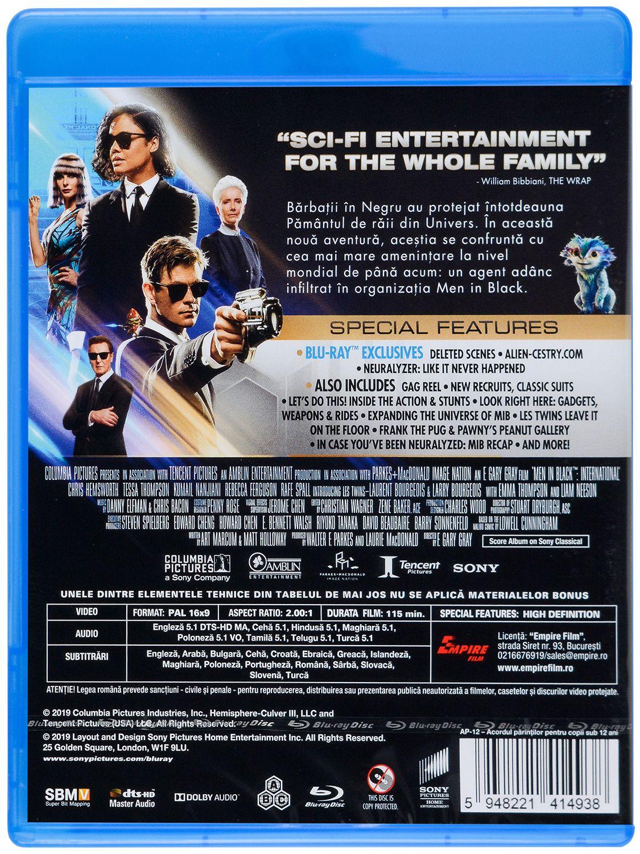 Мъже в черно: Глобална заплаха (Blu-Ray) - 2