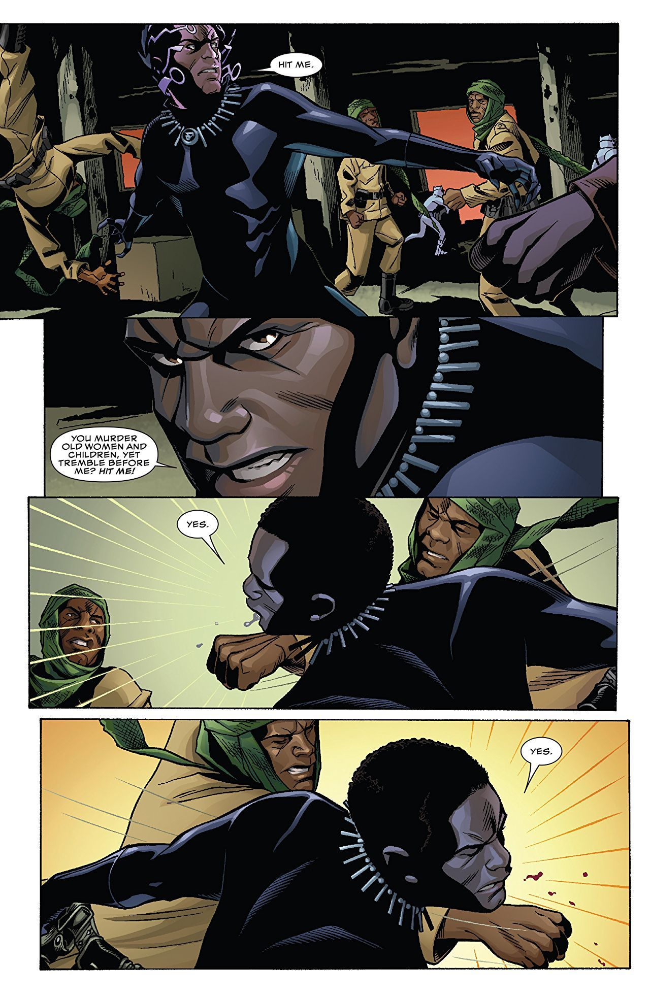 Black Panther: A Nation Under Our Feet Book 2 (комикс) - 5