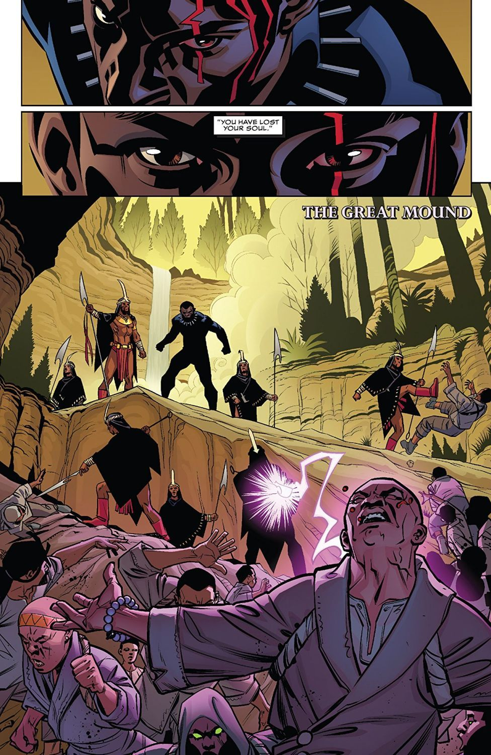 Black Panther A Nation Under Our Feet Book 1 (комикс) - 3