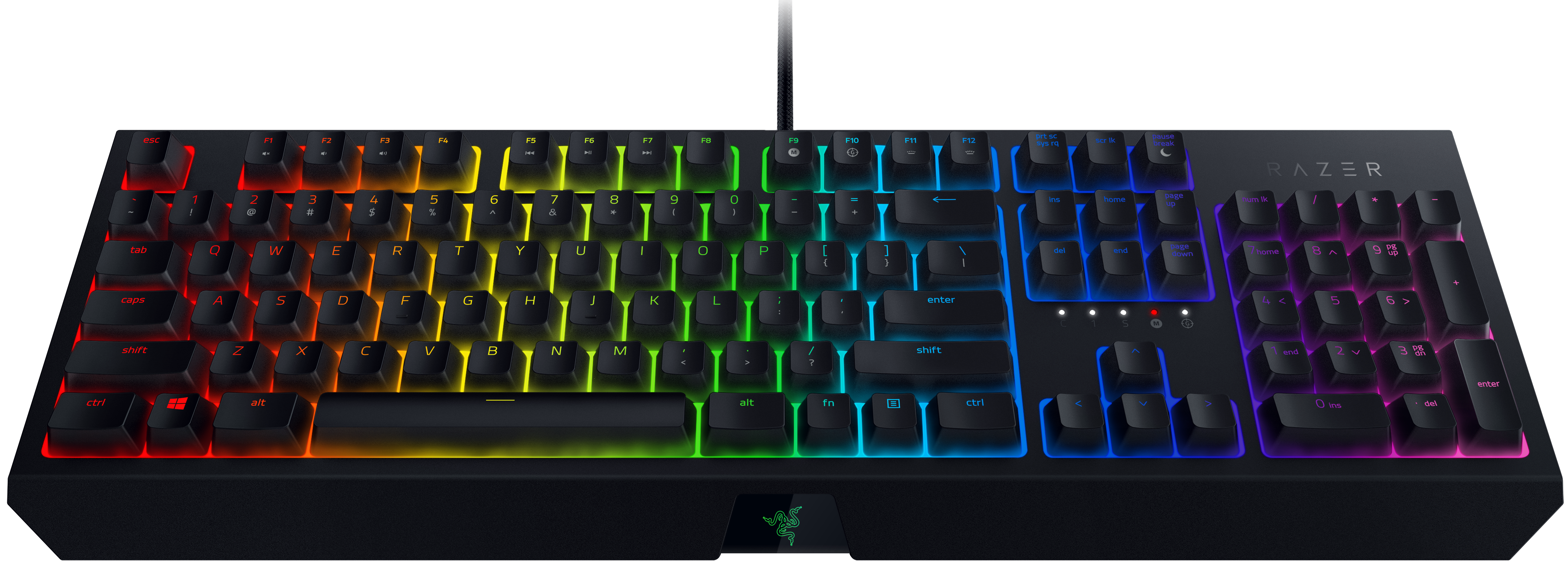 Механична клавиатура Razer BlackWidow - 4