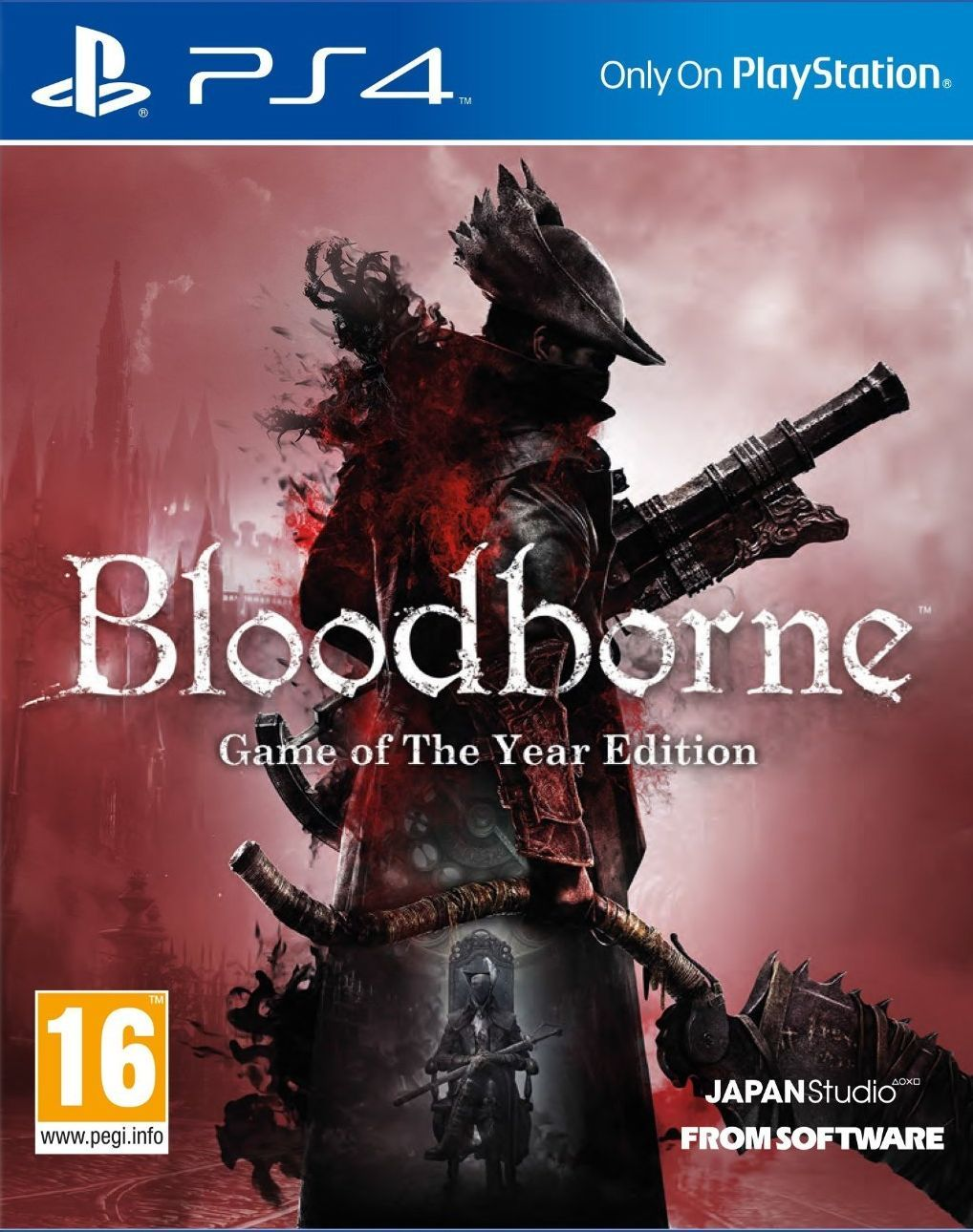 Bloodborne: Game of the Year Edition (PS4) - 1