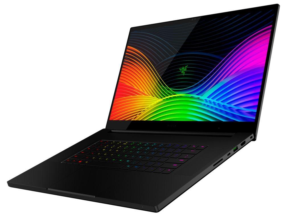 Лаптоп Razer Blade Pro 17 - D17-3NT, 240Hz, 16GB, RTX 2070, 512GB - 3
