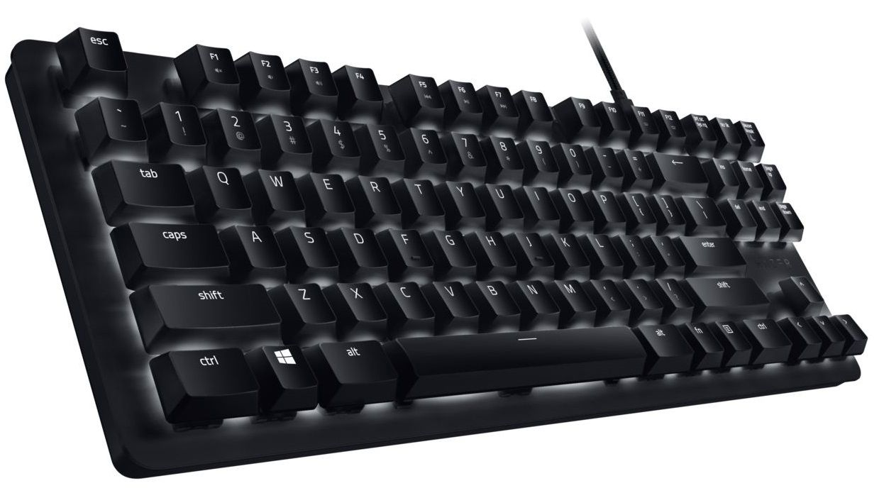 Гейминг клавиатура Razer BlackWidow Lite (Orange Switch) - 1
