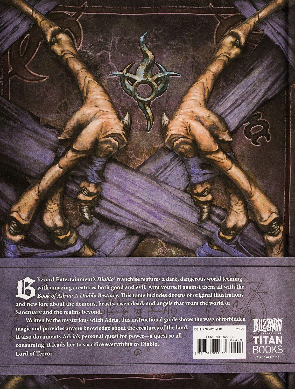 Book of Adria: A Diablo Bestiary (UK edition)-2 - 3