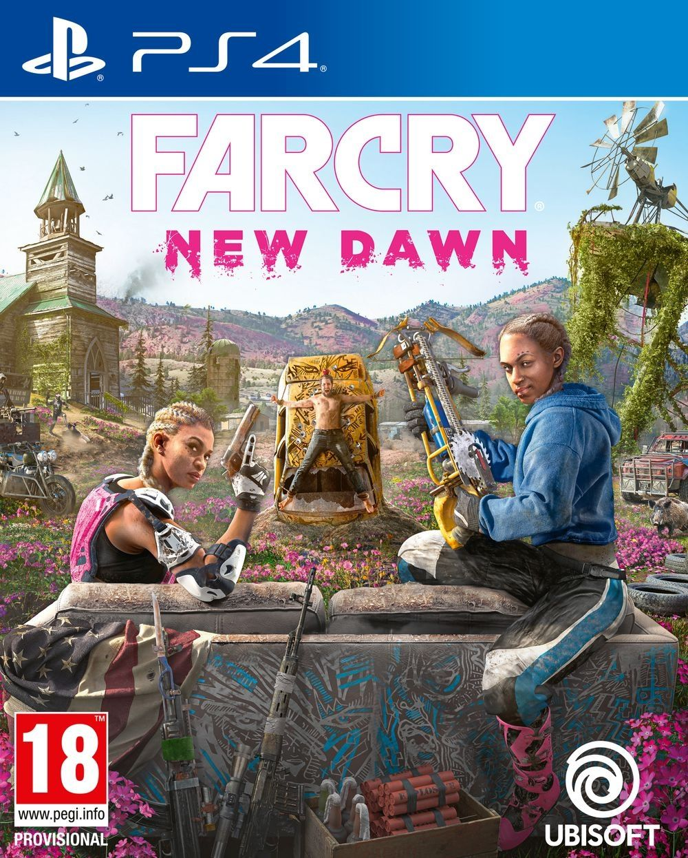 Far Cry New Dawn (PS4) - 1